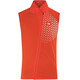 Compressport Hurricane V2 - Chaleco running - rojo